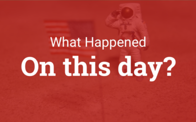 This Day in History – What was I doing?