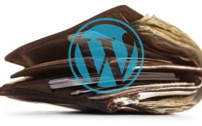 Does My WordPress Site Make My Wallet Look Big?