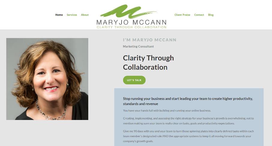 MaryJo McCann