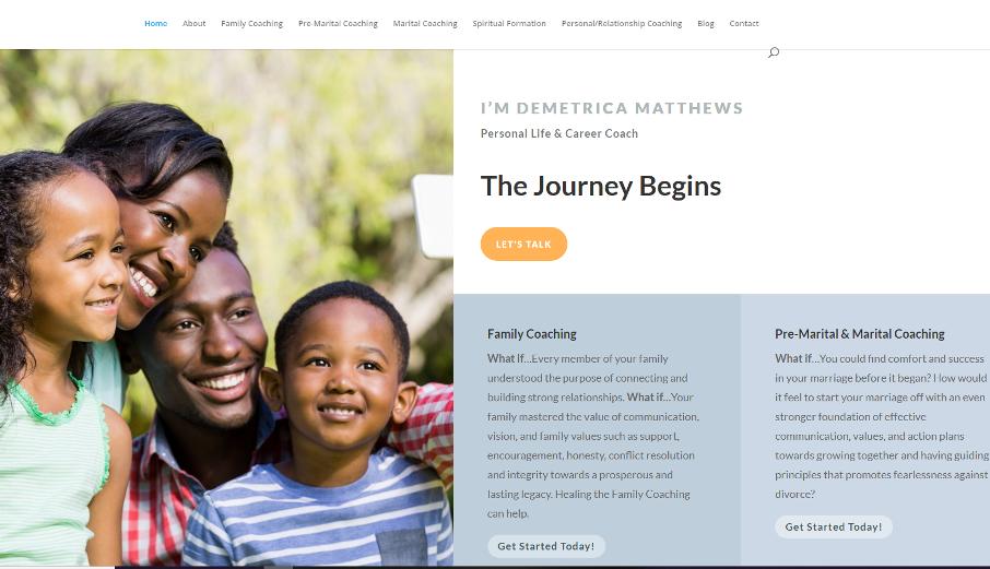 Demetrica Matthews – Coaching